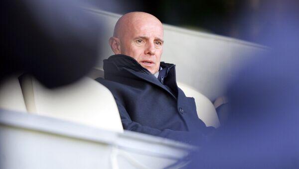 Экс-тренер Милана и сборной Италии Арриго Сакки. Архивное фото