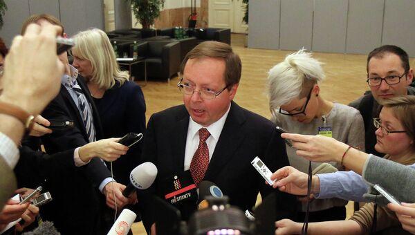 Постпред России при ОБСЕ Андрей Келин. Архивное фото