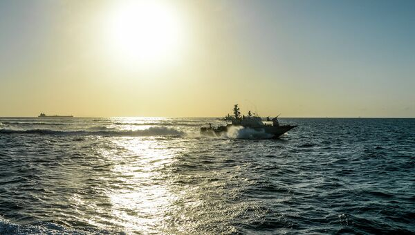 Корабли ВМФ Израиля. Архивное фото