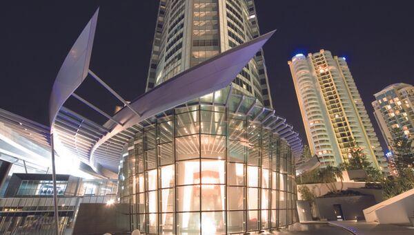 Небоскреб Marina Torch в крупнейшем городе ОАЭ Дубае