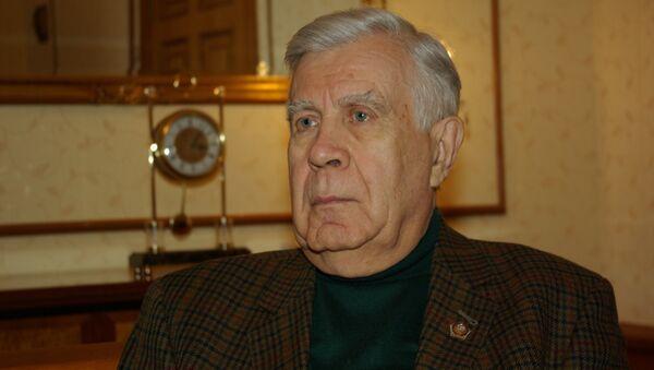 Ветеран СВР Виталий Коротков. Архивное фото