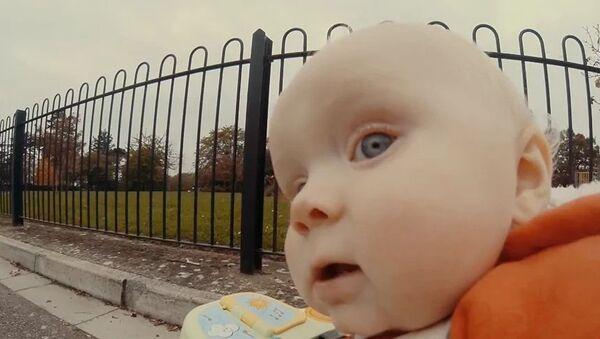 Сбежавший младенец, или Мир глазами ребенка