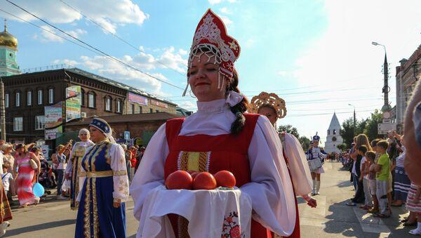 Фестиваль Сызранский помидор