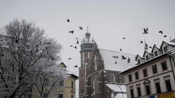 Города мира. Краков, Польша
