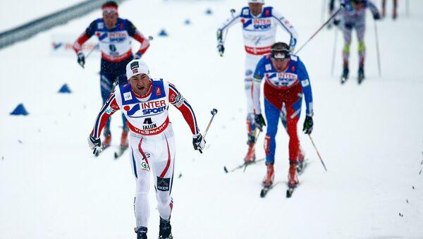 Чемпионат мира по лыжным видам спорта в Фалуне