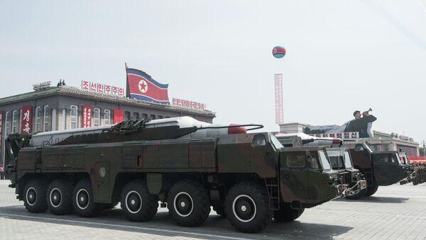 Военная техника КНДР. Архивное фото