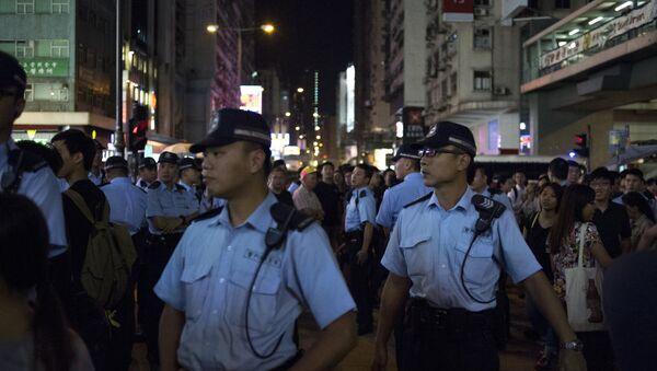 Полиция в Китае, архивное фото