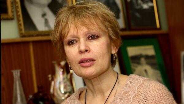 Ведущий научный сотрудник Института языкознания РАН, доктор филологических наук Мария Ковшова