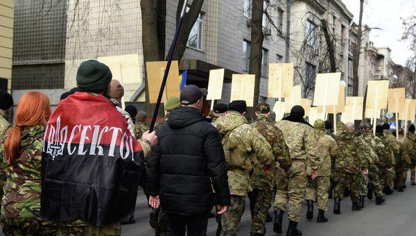 Марш правды в Киеве. Архивное фото