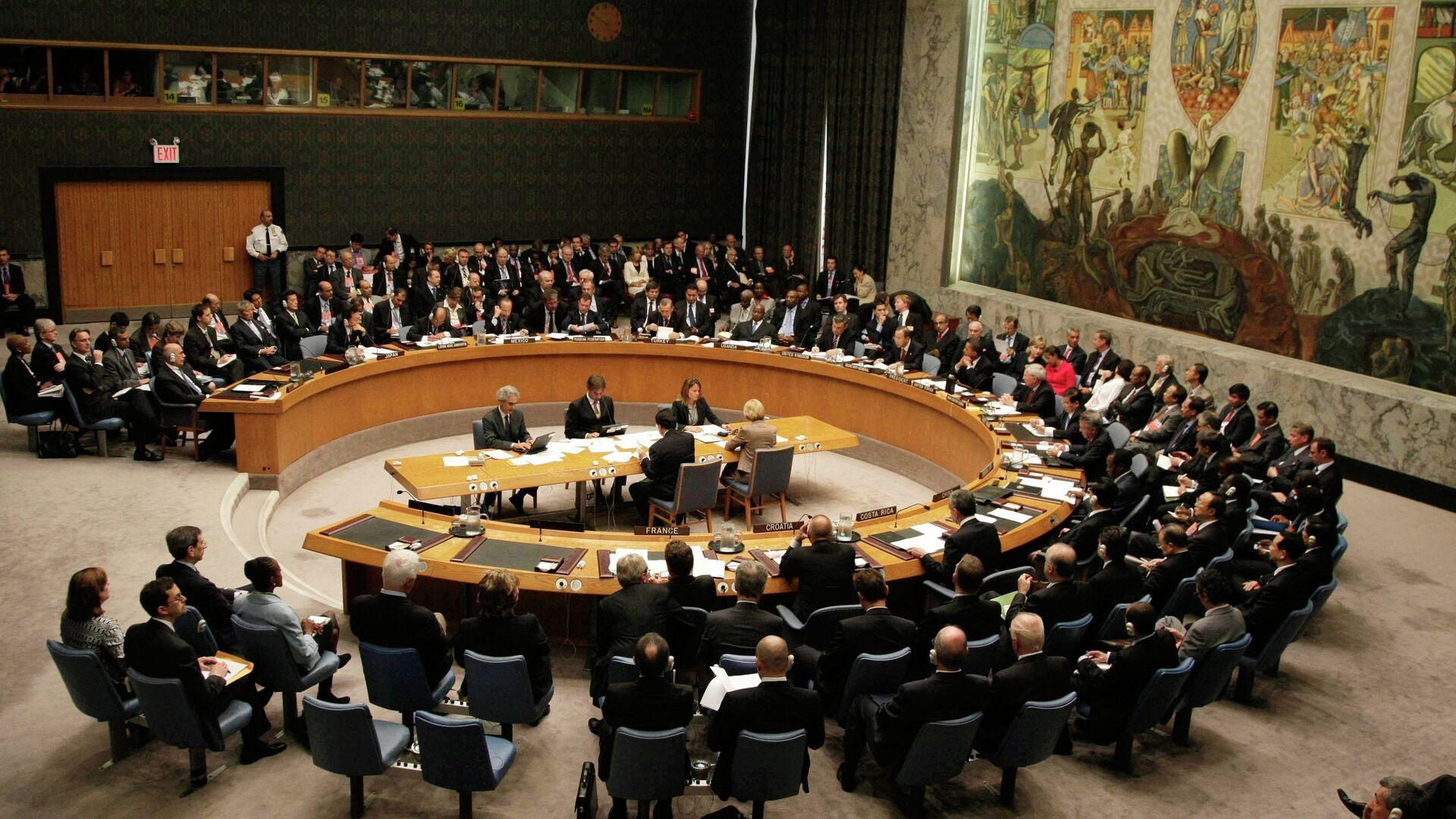Саммит государств – членов Совета Безопасности ООН  - РИА Новости, 1920, 05.05.2021
