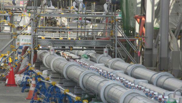 Проект заморозки почвы на АЭС Фукусима
