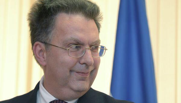 Директор Латиноамериканского департамента МИД Александр Щетинин. Архивное фото