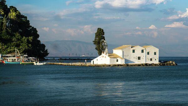 Зарубежные страны. Греция. Архивное фото