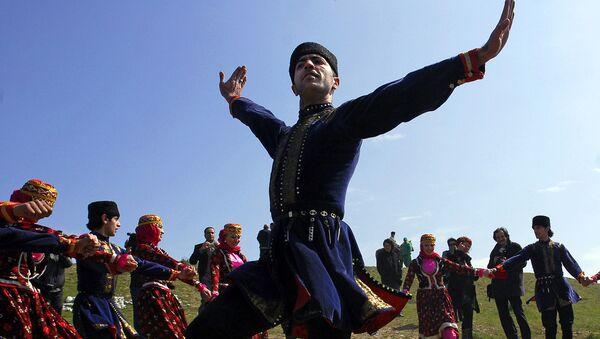 Международный день Новруз. Архивное фото