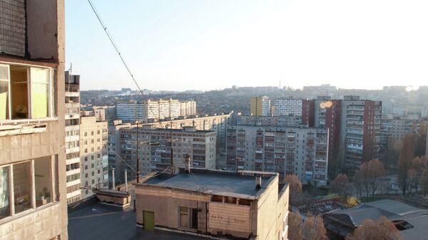 Город Днепр (бывший Днепропетровск). Архивное фото