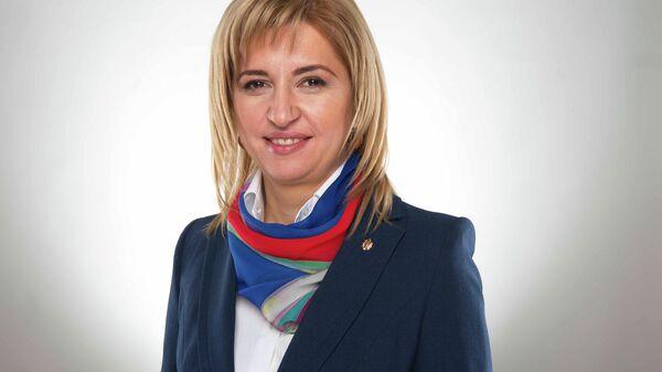 Избранная глава Гагаузии Ирина Влах. Архивное фото