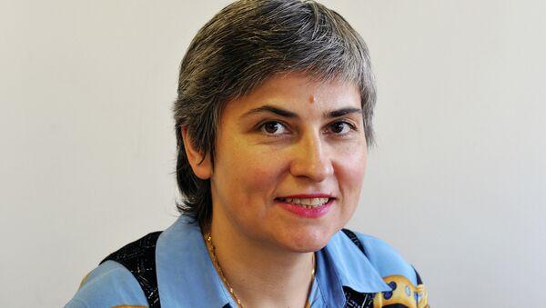 Елена Супонина, политический обозреватель, востоковед. Архивное фото