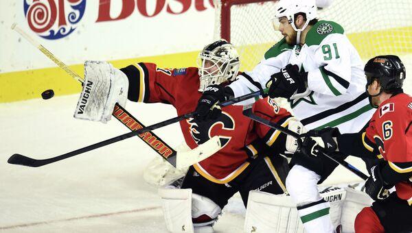Матч НХЛ Даллас - Калгари