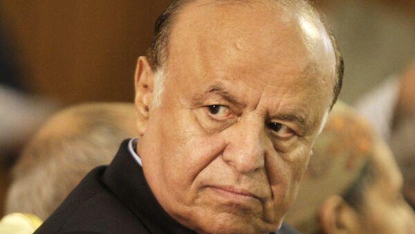 Абд Раббух Мансур Хади - президент Йемена. Архивное фото