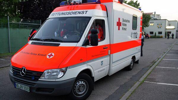 Скорая помощь в Германии