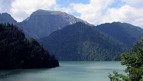 Абхазия. Архивное фото