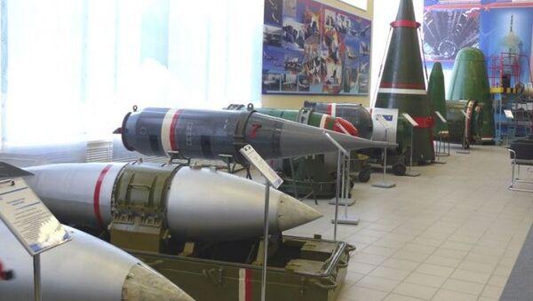 Музей ядерного оружия ВНИИТФ