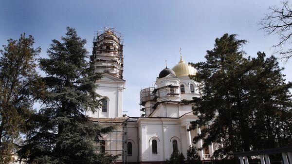 Воссоздание кафедрального собора Александра Невского в Симферополе