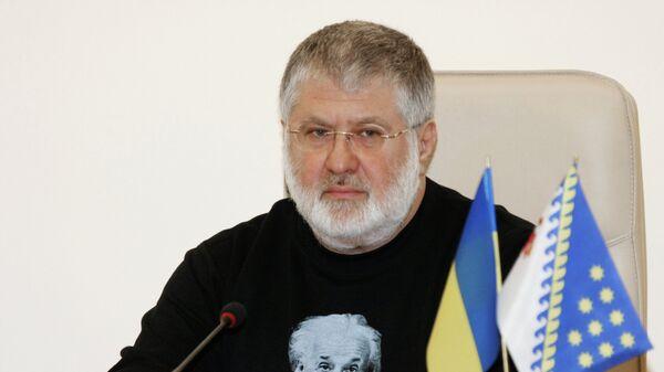 Губернатор Днепропетровской области Игорь Коломойский