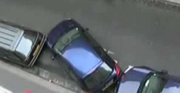 Смекалка не к месту, или Как не нужно парковаться