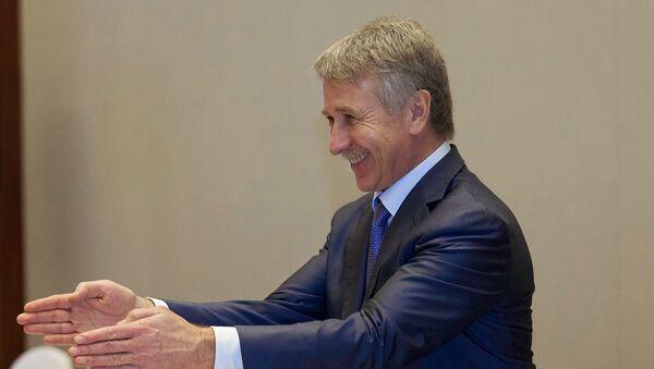 Генеральный директор, председатель правления российской газовой компании ОАО Новатэк Леонид Михельсон. Архивное фото
