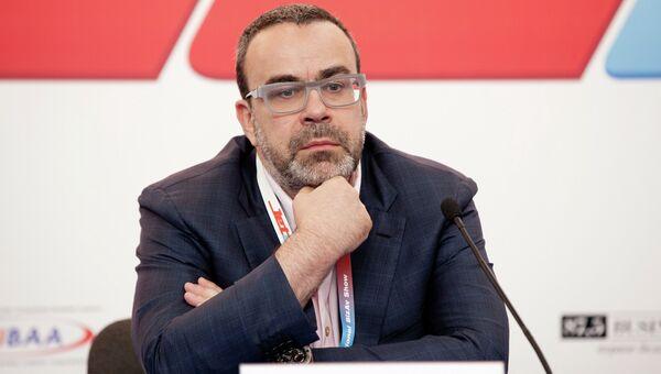 Старший вице-президент по продажам ГСС Евгений Андрачников
