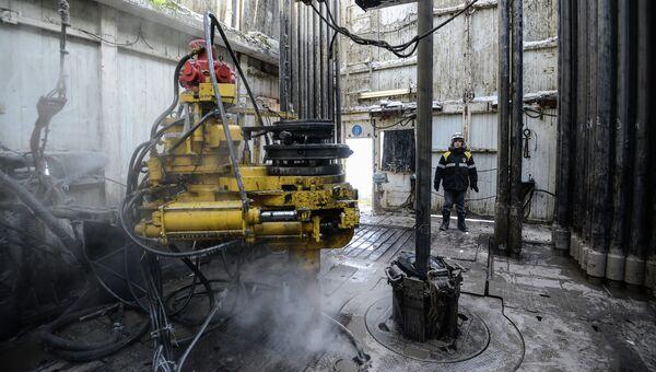 Ванкорское нефтегазовое месторождение. Архивное фото