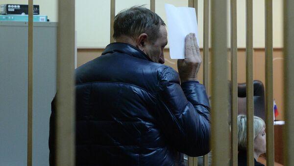 Рассмотрение вопроса об аресте бывшего министра сельского хозяйства Сахалина Николая Борисова по делу о взяточничестве