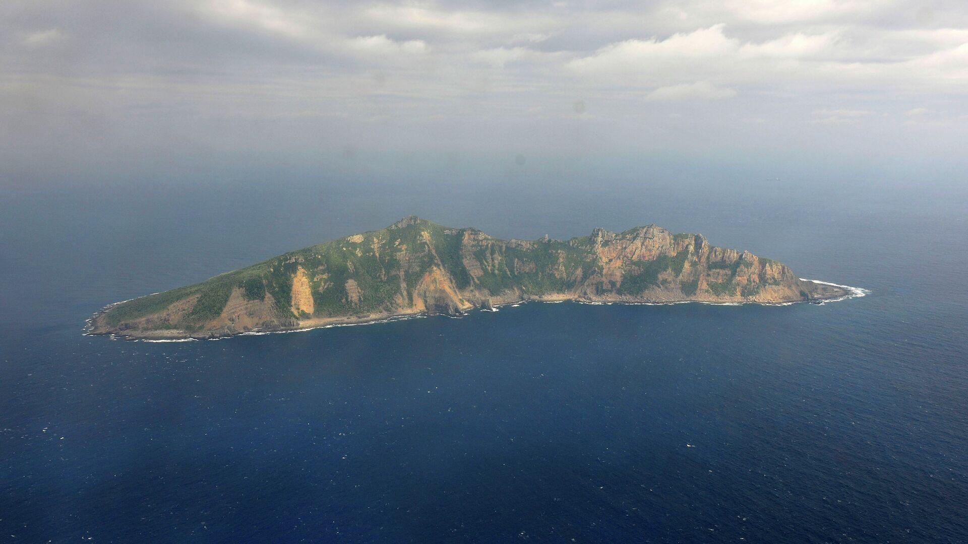 Остров Сенкаку архипелаг в Восточно-Китайском море - РИА Новости, 1920, 28.02.2021
