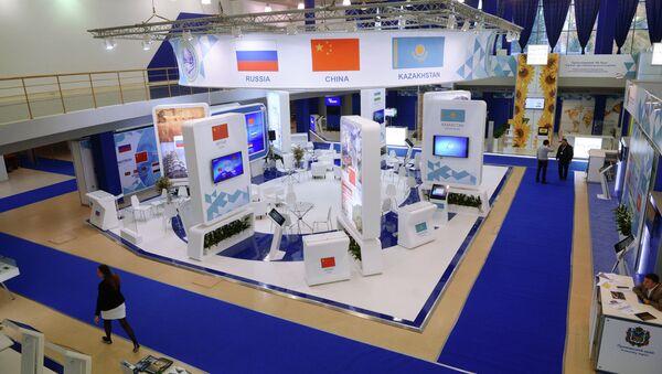Выставка-ярмарка инноваций в области АПКгосударств-членов Шанхайской организации сотрудничестваАГРО-ИННОТЕК