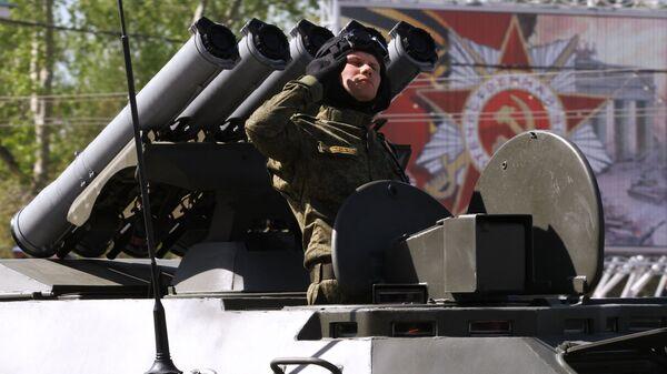 Празднование дня Победы в Великой Отечественной войне 1941-1945 годов в Новосибирске