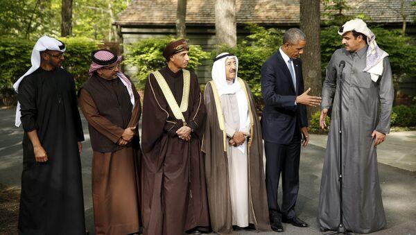 Встреча Барака Обамы с главами государств стран Персидского залива