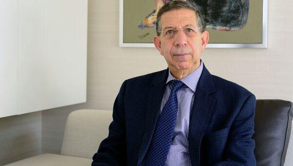 Директор Арабского регионального центра мирового наследия, советник ЮНЕСКО Мунир Бушенаки. Архивное фото