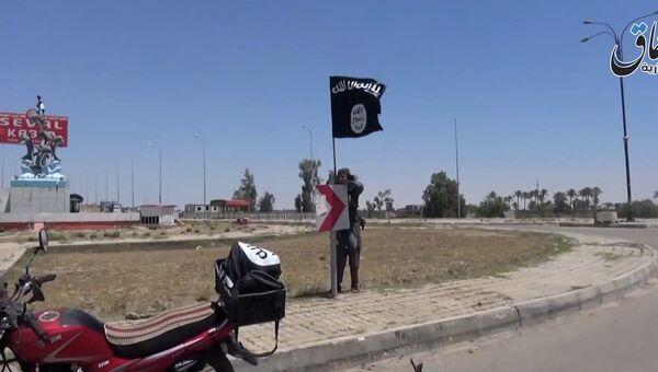 Боевики ИГ в Ираке. Архивное фото
