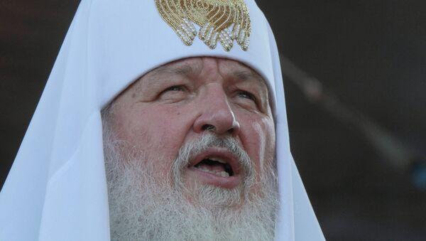 Визит Патриарха Московского и всея Руси Кирилла на Украину