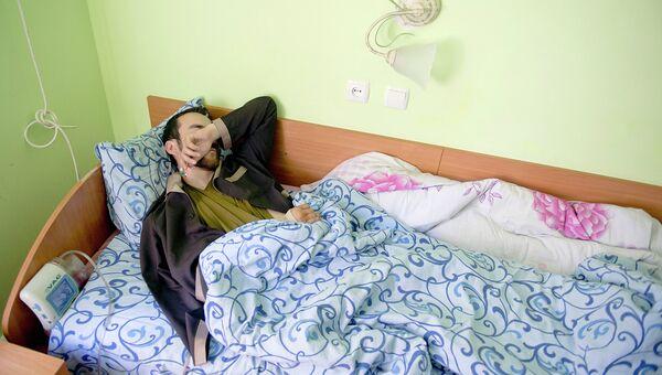 Один из задержанных в Донбассе россиян