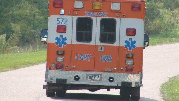 Карета скорой помощи, США