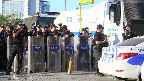 Полиция в Турции. Архивное фото