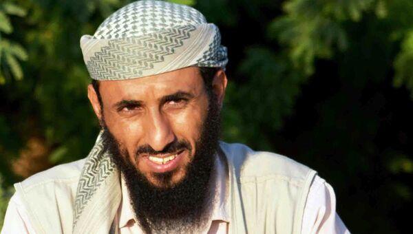 Глава организации Аль-Каида на Аравийском полуострове Насер аль-Вахиши. Архивное фото