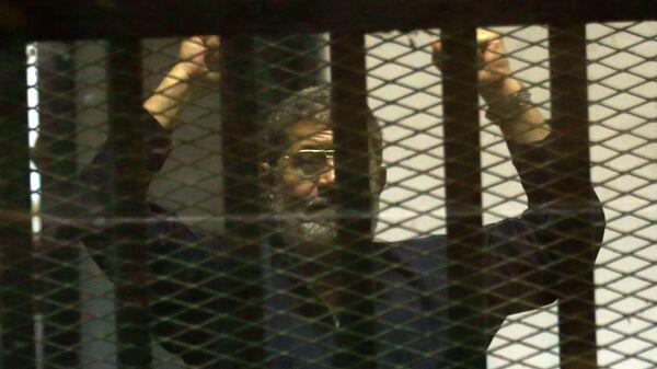 Экс-президент Египта Мухаммед Мурси. Архивное фото