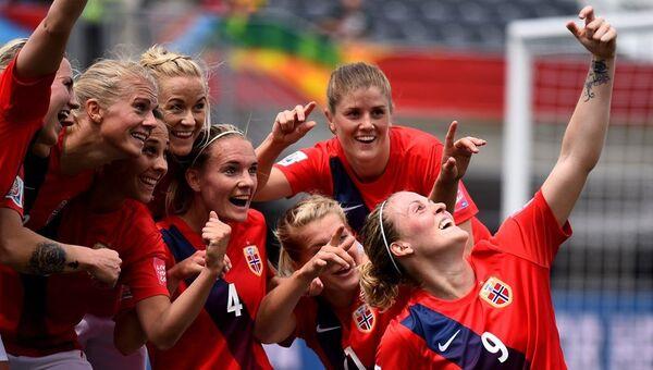 Чемпионат мира по футболу среди женщин 2015. Команда Норвегии