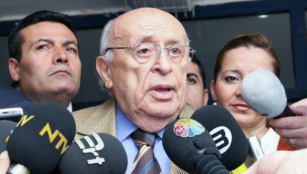 Бывший президент и премьер-министр Турции Сулейман Демирель