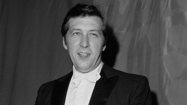 Джазовый музыкант Гюнтер Шуллер