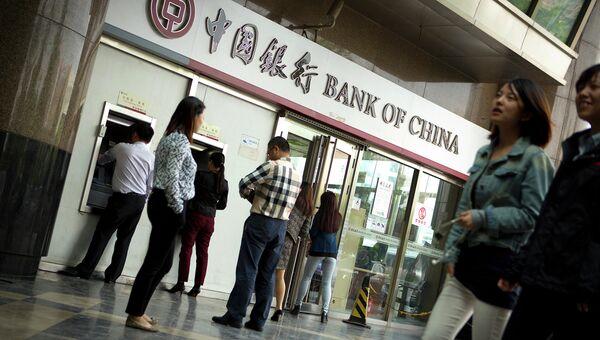 Ситуация в Китае. Архивное фото