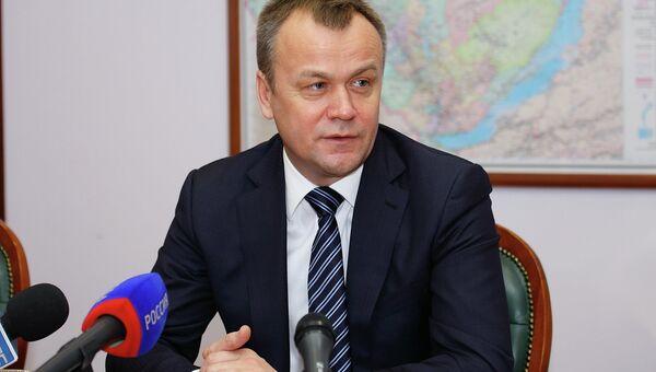 Сергей Ерощенко. Архивное фото